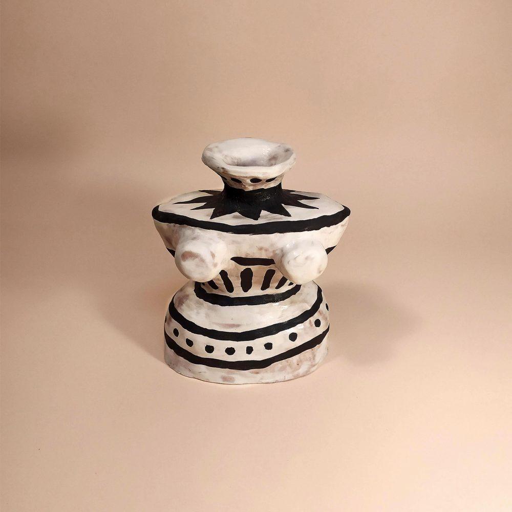 vaso bianco 2